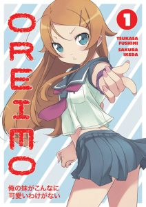 9781595829566_manga-Oreimo-Graphic-Novel-1