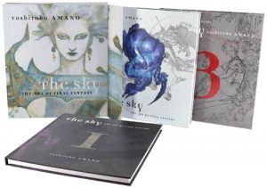 9781616551605_books-The-Sky-The-Art-of-Final-Fantasy-Box-Set-Slipcase-Color
